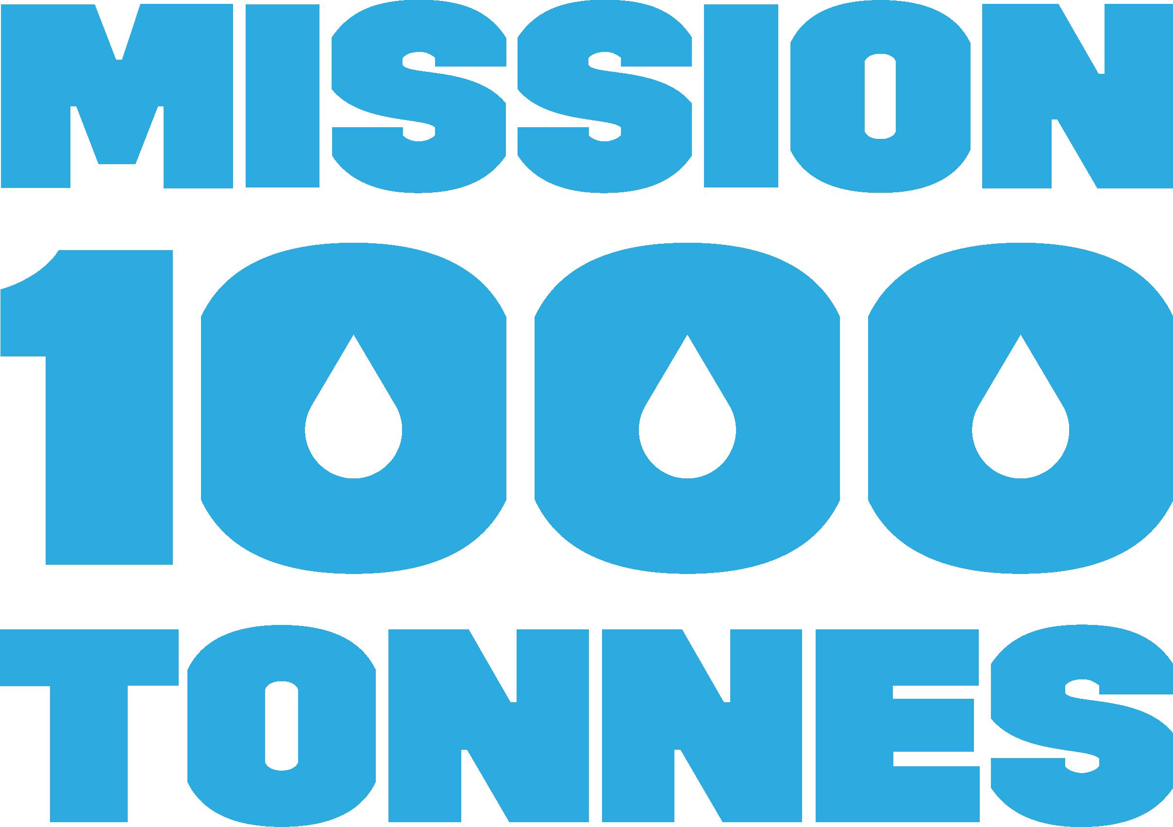 Mission 1000 Tonnes