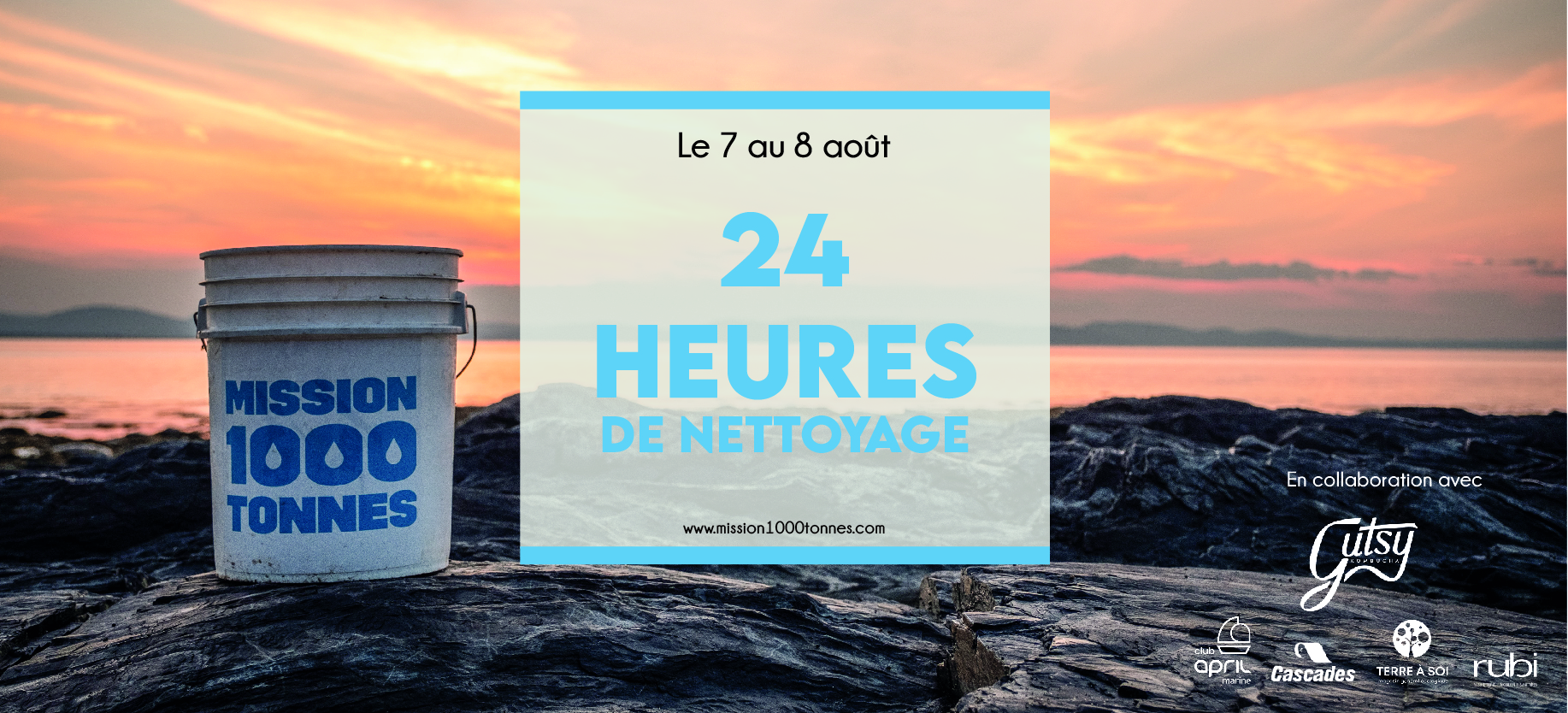 24h de nettoyage